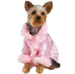 Luxury Satin Bathrobe