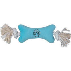Allround Toy - Rope Bone - Blue