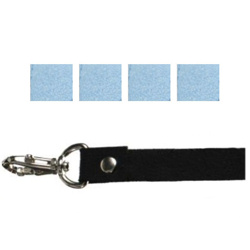 Freedom harness Leash - Blue