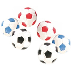 Mini Fotboll - Coloured