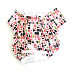 Panties - Pink with Dots