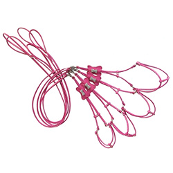 Step-in Harness - Pink
