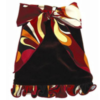 Cool Pouchi Velvet Dress