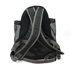 FRONT CARRIER SMALL - BLACK (Outward Hound)