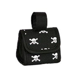 Mini Bag/Poop Bags Holder - Scull