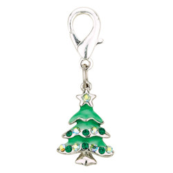 Charm Christmas Tree - Green