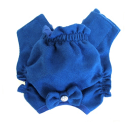 Panties - Blue Suede