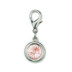 Bling Charm - Pink