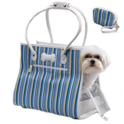 Blue Stripes Carrier
