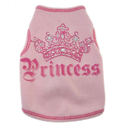 Princess & Crown - Tank