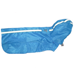 Dogo Rain Coat - Blue