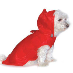 Dogo Rain Coat - Red