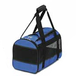 CARRIER BAG SMALL - BLUE ()