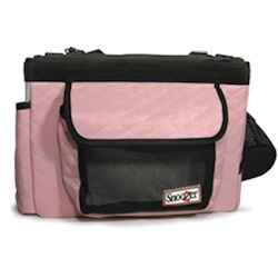 Pet Bike Basket - Pink