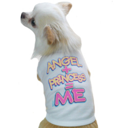 Angel + Princess = Me - Tee
