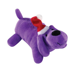 SANTA PUPPY - PURPLE (Zanies)