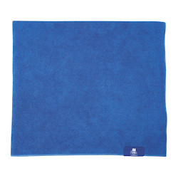 BATHTOWEL MICROFIBER - BLUE (Top Performance)