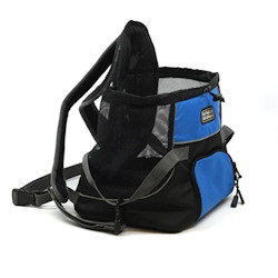 Front Carrier - Blue