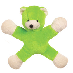 Jumping Jack Bear - Lime