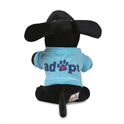 Adopt a Puppy - Blue T-shirt