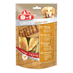 GRILLS CHICKEN STYLE (8 in 1)