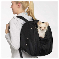 Backpack Carrier - Black