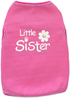 Little Sister Tank - Pink