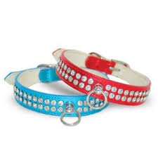 CELEBRITY STYLE COLLAR - BLUE (DOGO)