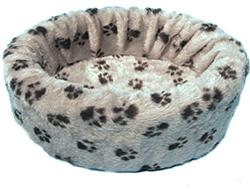 Round Paw Bed - Small