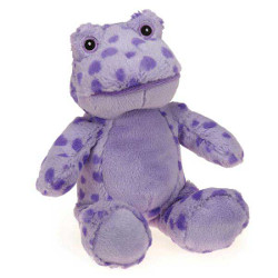 Plush Ribbit - Purple