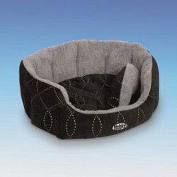 COMFORT BED - BLACK (Nobby)