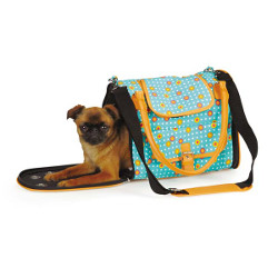 Blooming Bright Pet Carrier - Small