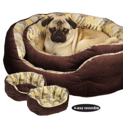 Wild Savannah Nesting Bed - Medium