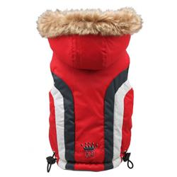 Swiss Alpine Ski Vest - Red