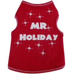 Mr Holiday Tank