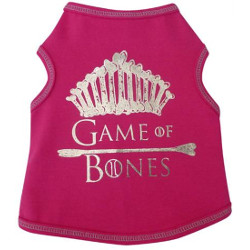 GAME OF BONES - HOT PINK (ISS)