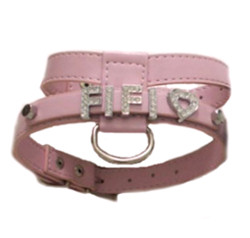Charm Harness - Pink