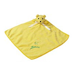 My Baby Bear Blanket - Yellow