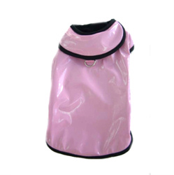 Rain Jacket with fleece - Pink