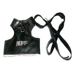 RUFF Harness Set - Black