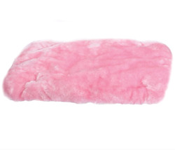 Cloud Cushion Mink Bed - Pink